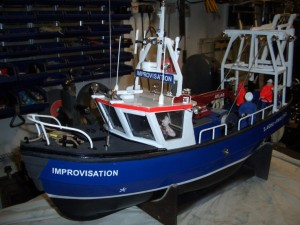 martin boat